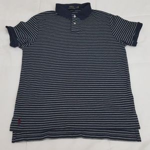 Polo Ralph Lauren Custom Polo Shirt Mens Large